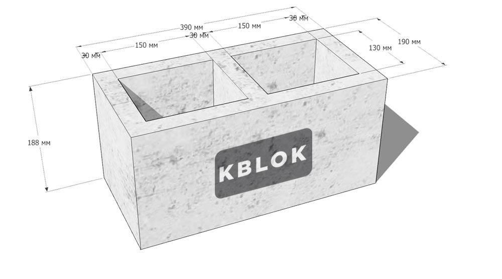 Сколько шлакоблока в 1 м2 кладки – количество блоков в 1м2