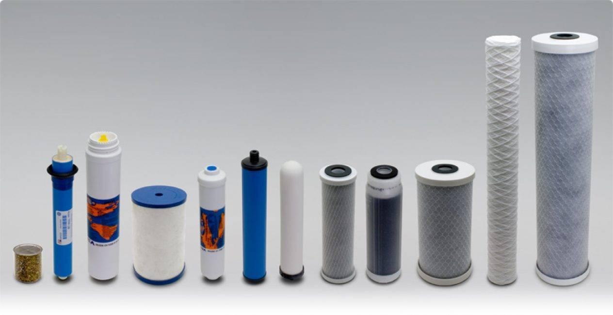 Выбираем лучший фильтр для воды под мойку | блог компании titanof
