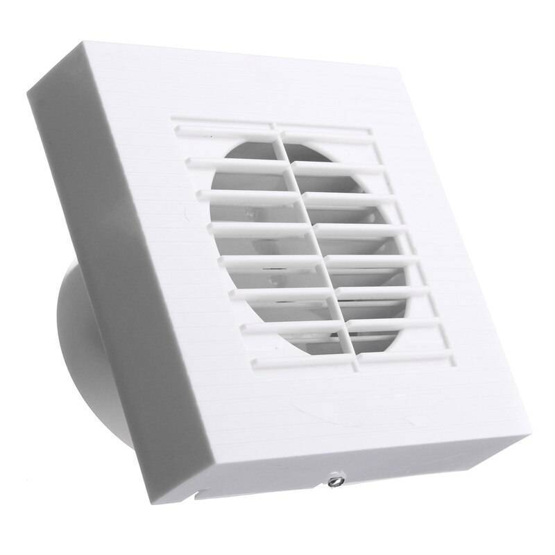 ????потолочный вытяжной вентилятор для ванной комнаты и туалета - блог о строительстве