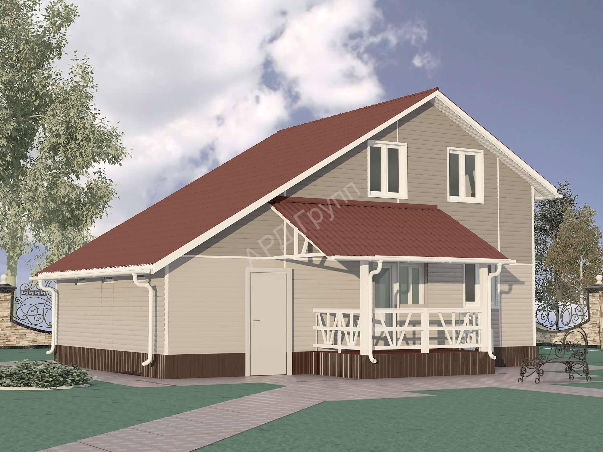 Делаем проект дома из сэндвич-панелей самостоятельно. особенности проектирования домов из sip-панелей
