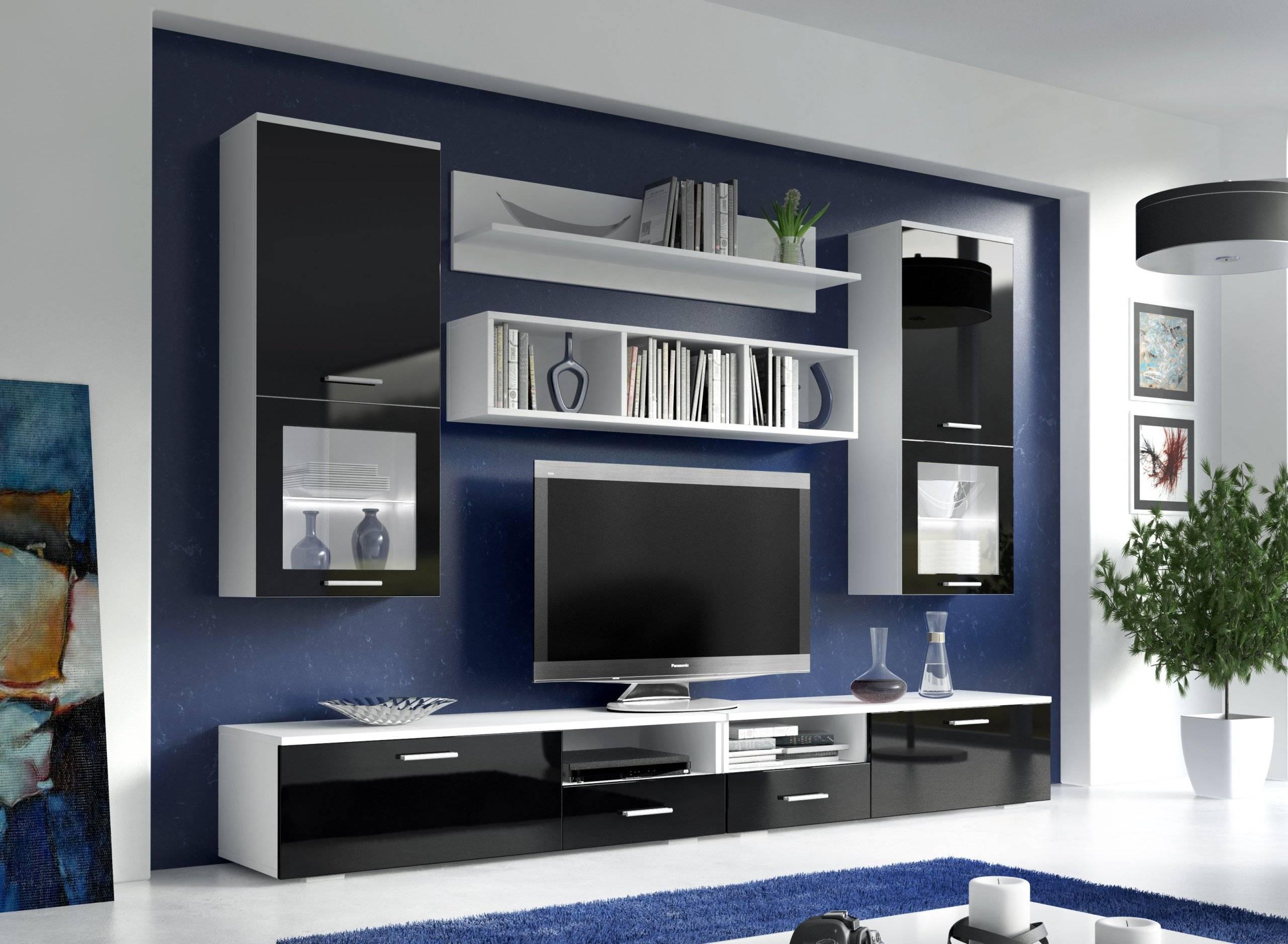 Современные стенки горки в гостиную: фото дизайна, виды стенок, советы по выбору