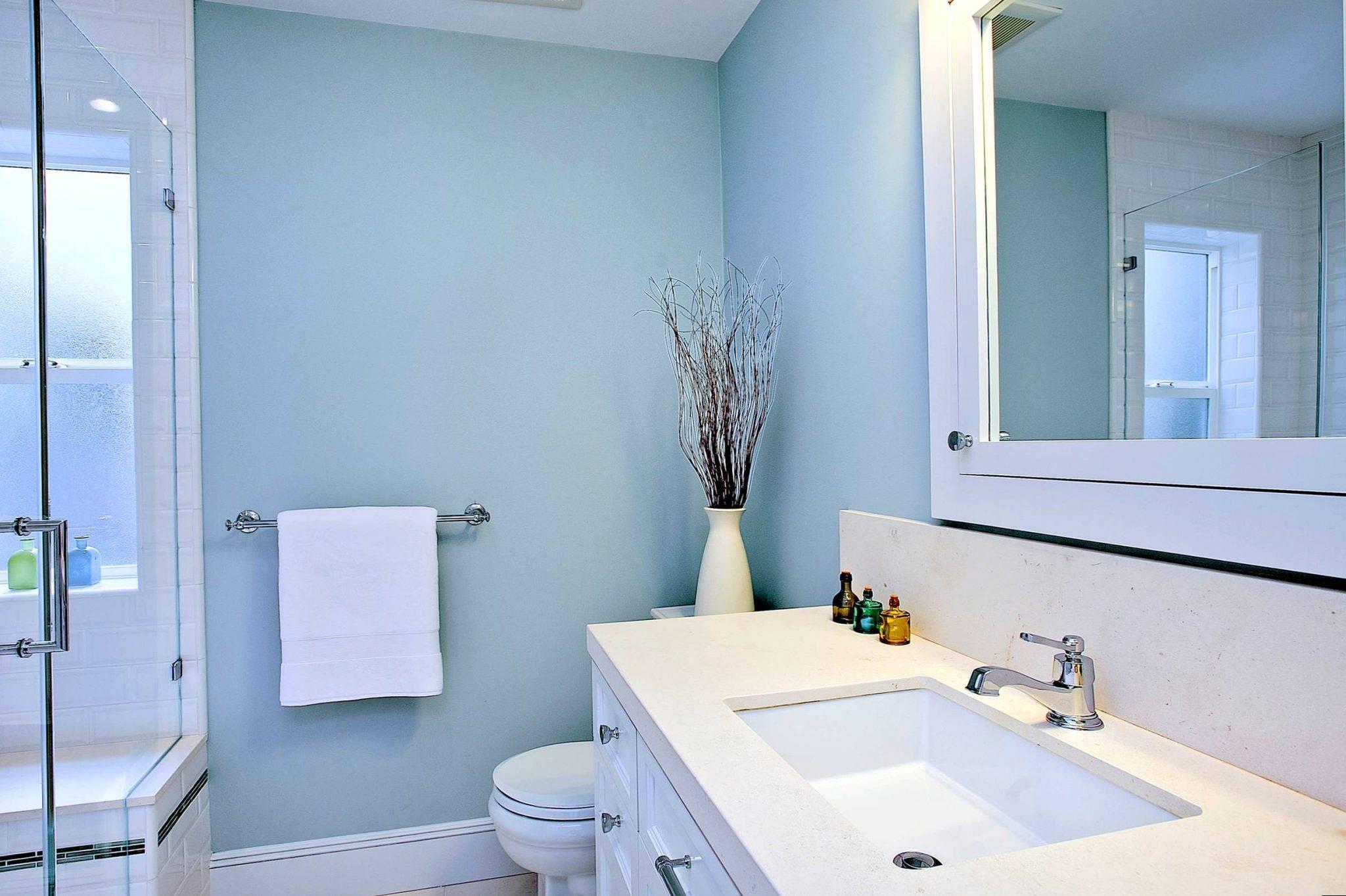 Краска для ванной: какую лучше выбрать и как покрасить стены ванной комнаты?