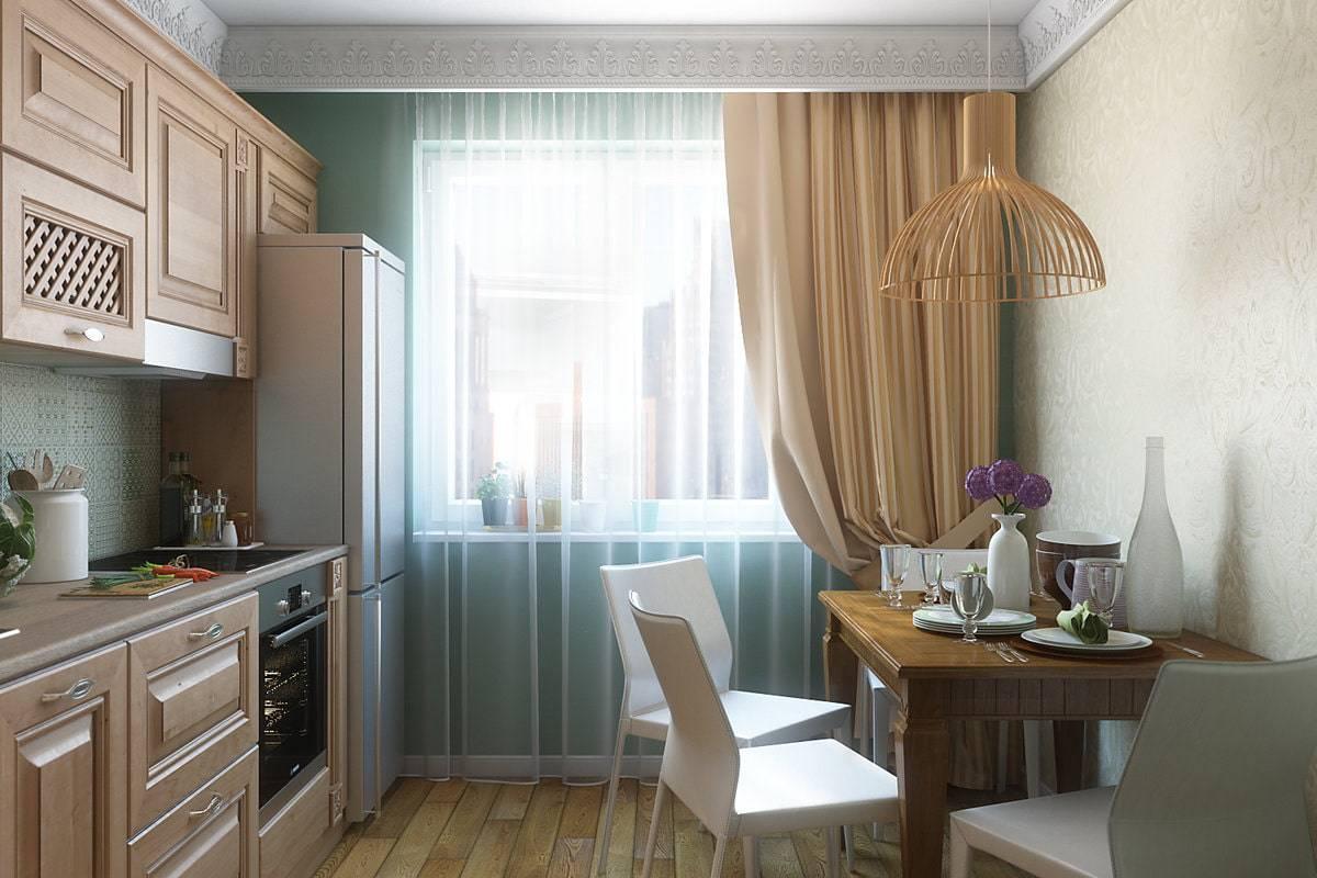 Кухня 9 кв. м. - примеры оформления и идеи дизайна кухни (150 фото и видео)