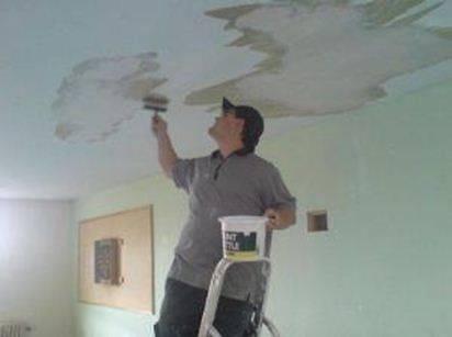 Ремонт потолков в квартире своими руками: три способа сэкономить на мастере
