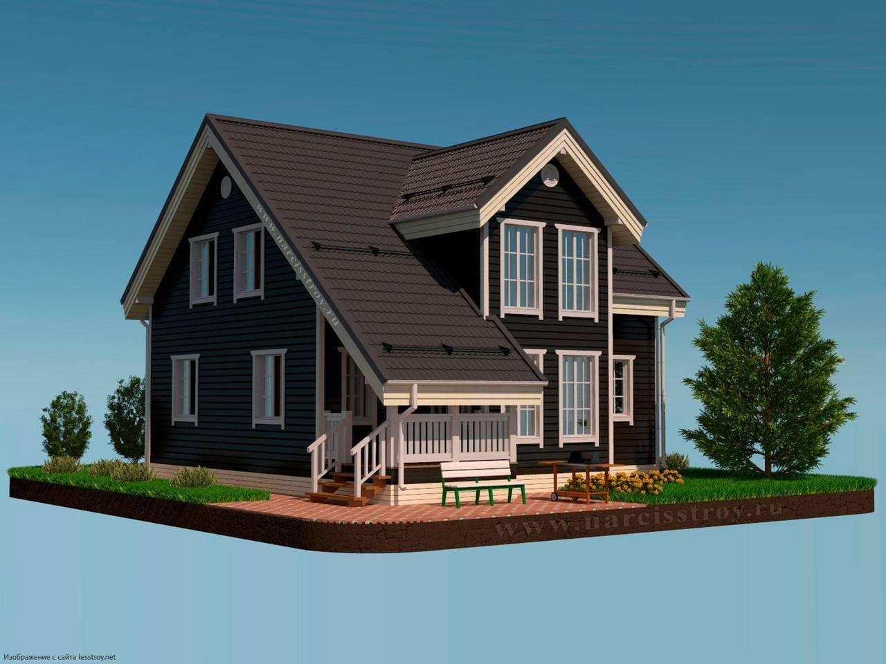 Стоит ли строить каркасный дом для постоянного проживания