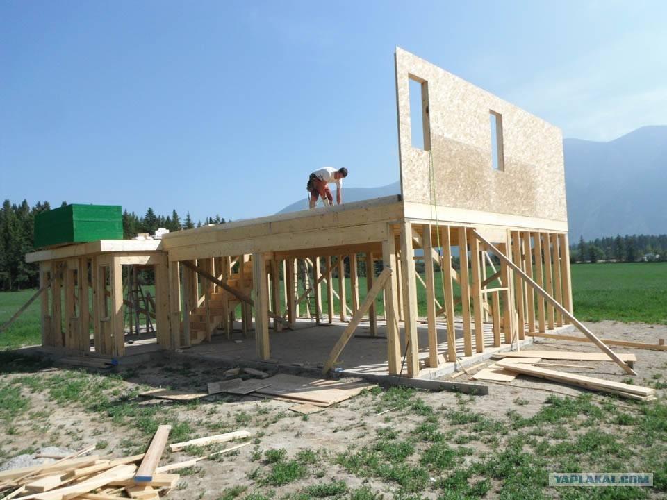 Рекомендации из чего дешевле строить дом: обзор современных материалов и методов постройки дешевого жилья (115 фото)