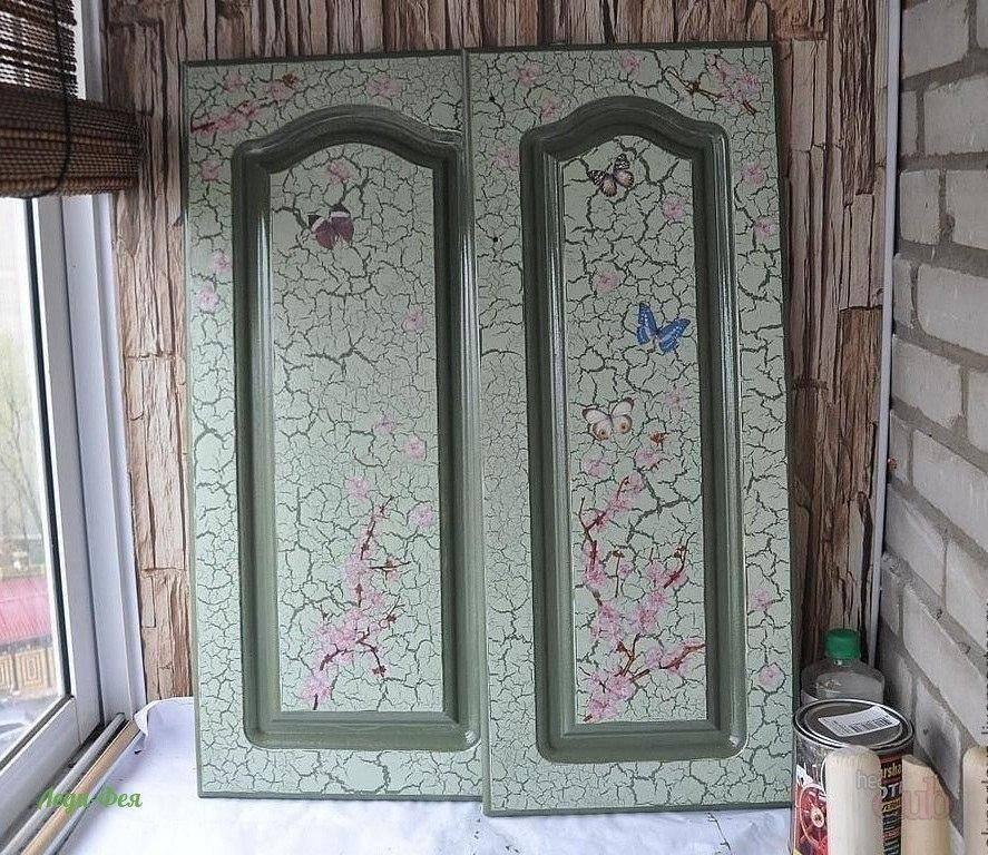 Какие существуют способы декорирования межкомнатной советской двери?