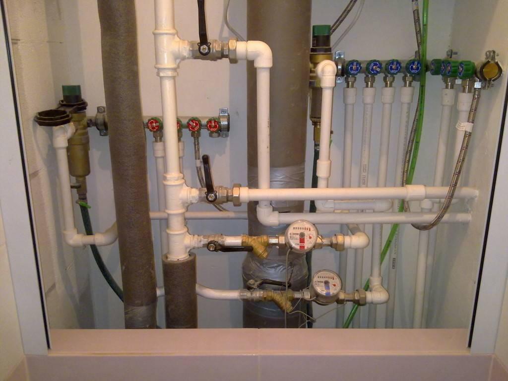 Советы по монтажу водопровода из полипропилена своими руками