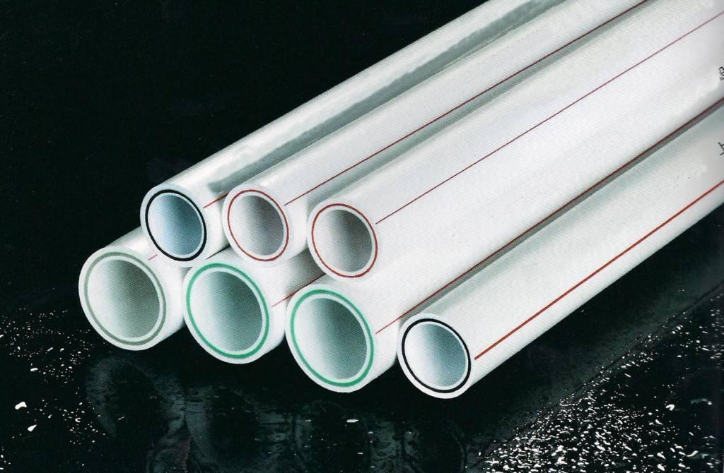 Трубы из полипропилена для водопровода