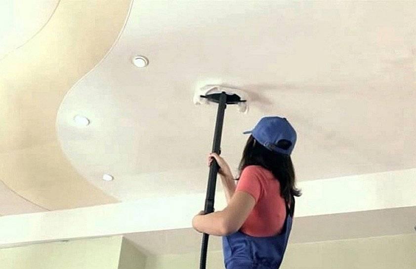 Матовые натяжные потолки: преимущества и недостатки, виды, уход