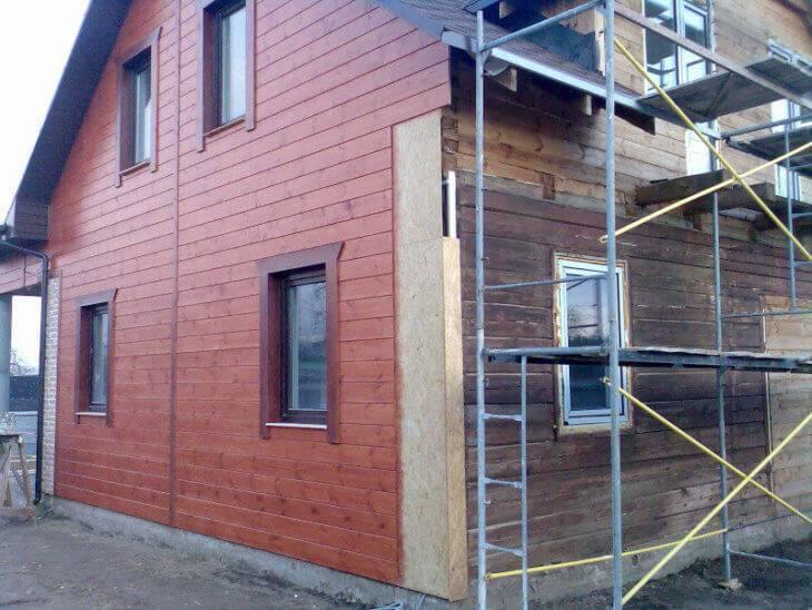 Чем лучше обшить дом снаружи: материалы для обшивки — мастер фасада