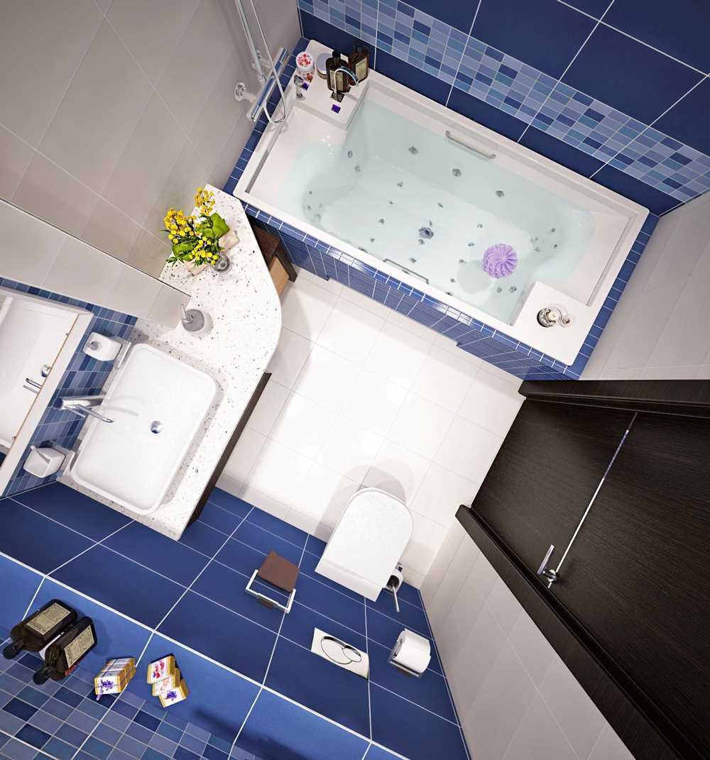 75 идей дизайн ванной комнаты 2,5 кв.м.: расширяем пространство