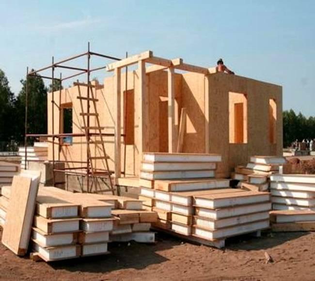 Сип панели: недостатки, преимущества, условия для строительства