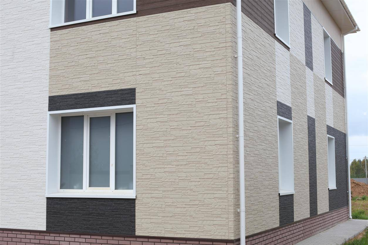 Японский сайдинг для фасада - преиущества, цены, фото, видео монтажа сайдинга и панелей ничиха (nichiha), kmew, ig kogyo