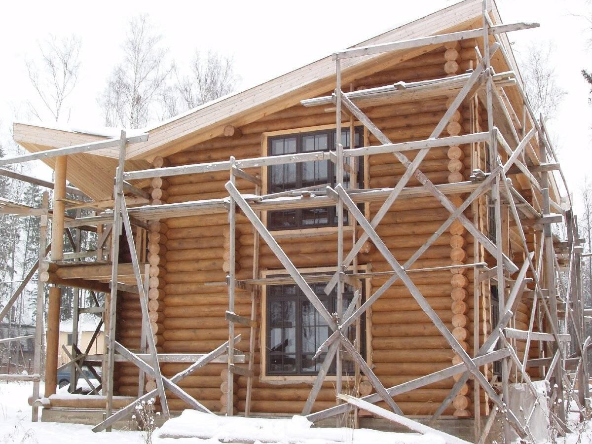 Правильное утепление каркасного дома снаружи и изнутри для зимнего проживания