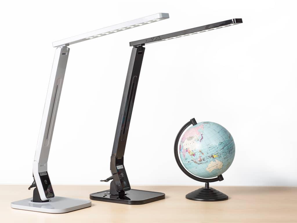 Настольные лампы для рабочего стола. как правильно выбрать светильник