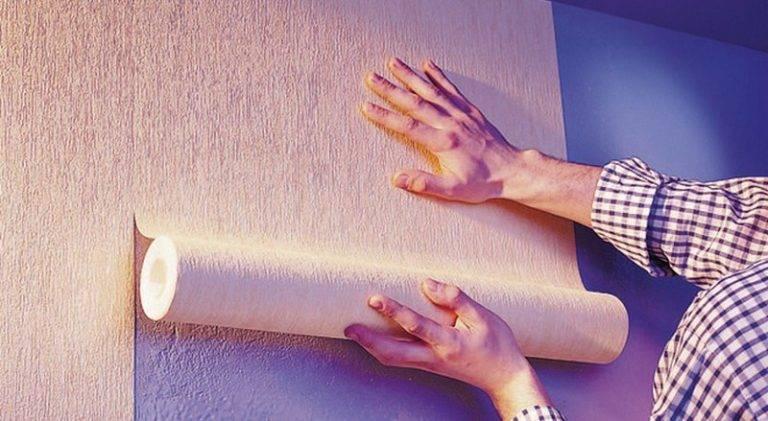 Стеклохолст под покраску: шпаклевать или красить сразу