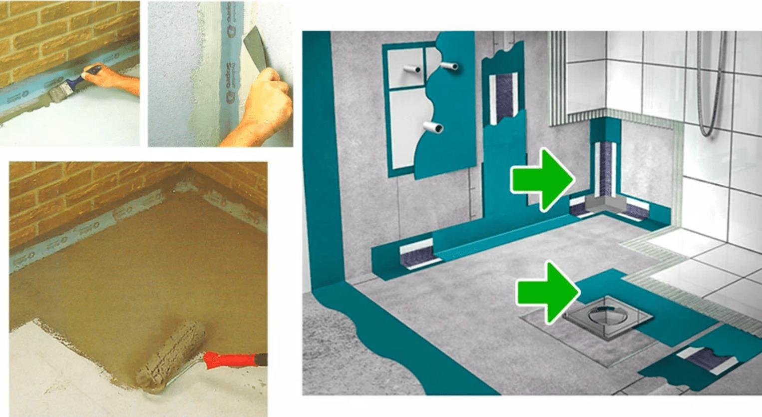 Гидроизоляция деревянного пола: материалы и нюансы, виды, инструкция по применению
