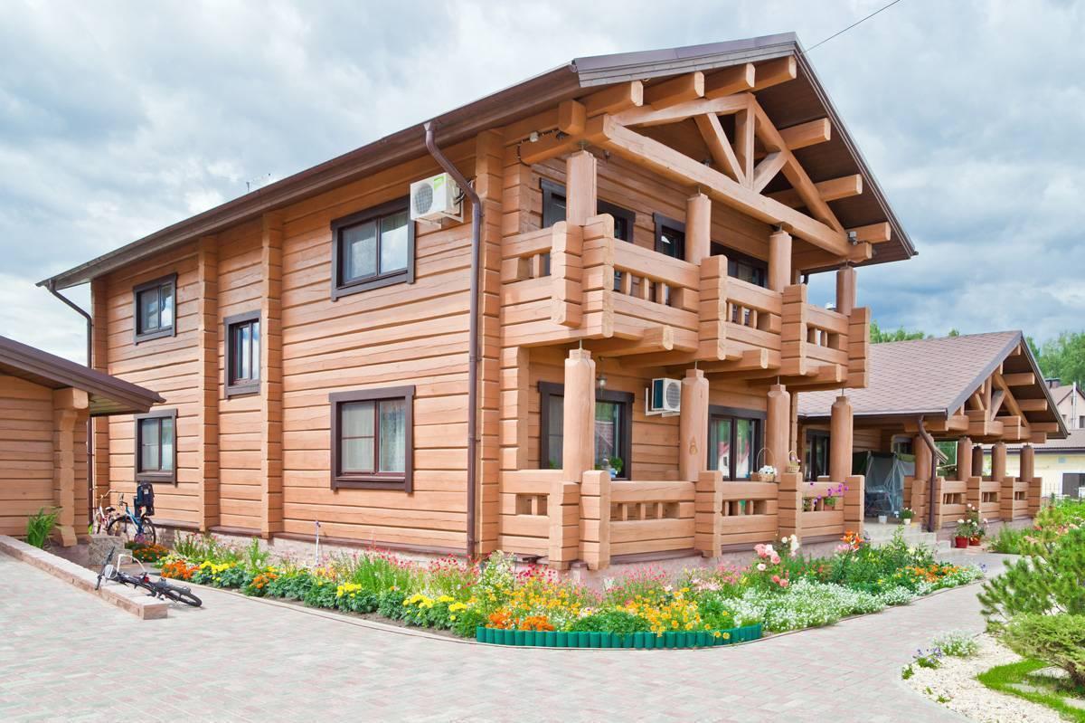 Что такое лафет в строительстве. строительство дома из лафета: преимущества и недостатки что такое лафетное строительство дома