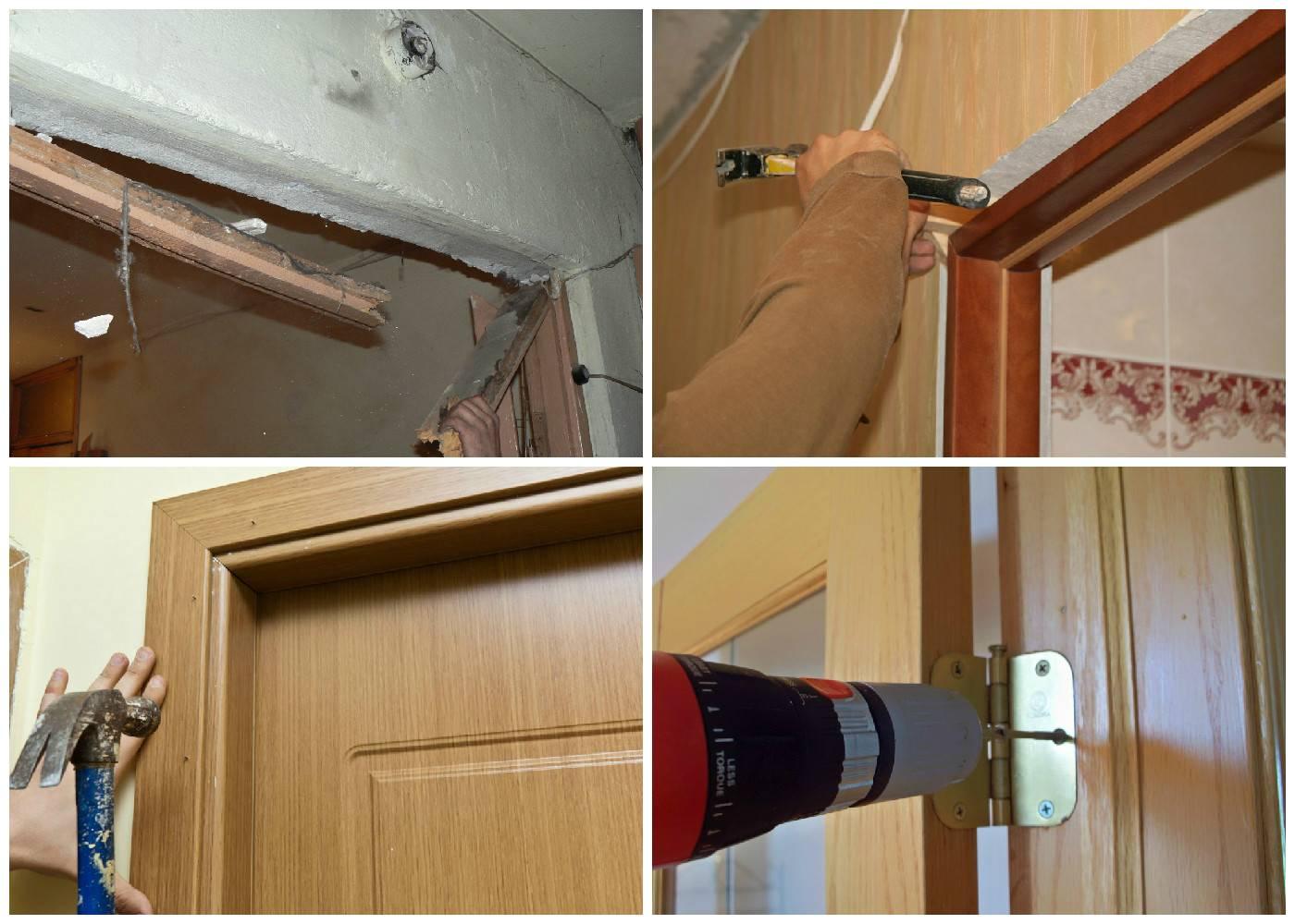 Установка межкомнатных дверей своими руками: пошаговая инструкция по монтажу установка межкомнатных дверей своими руками: пошаговая инструкция по монтажу