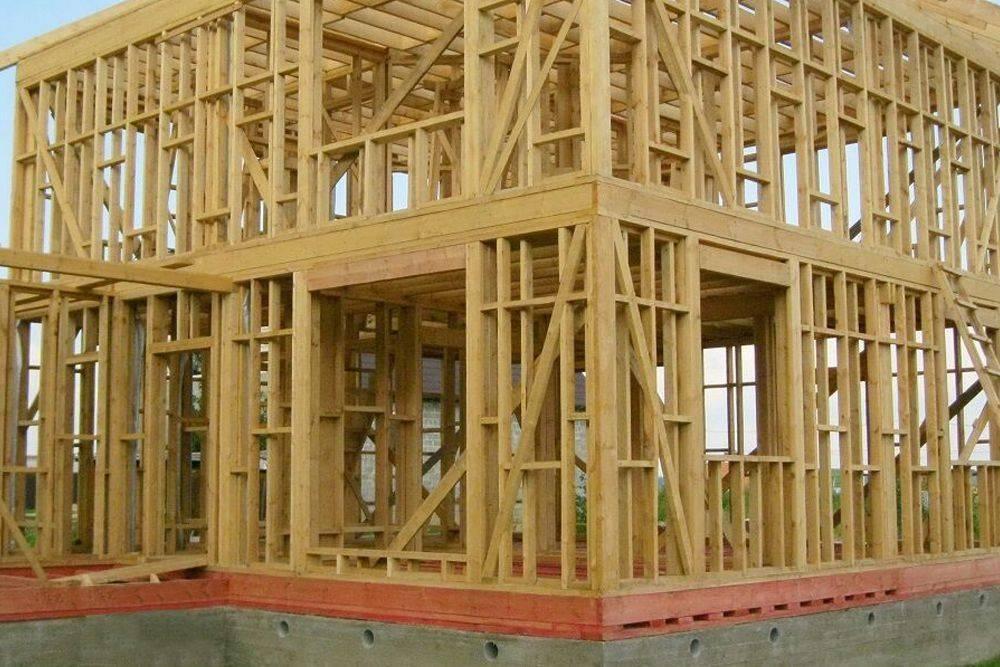 Основные элементы и конструктивные схемы зданий
