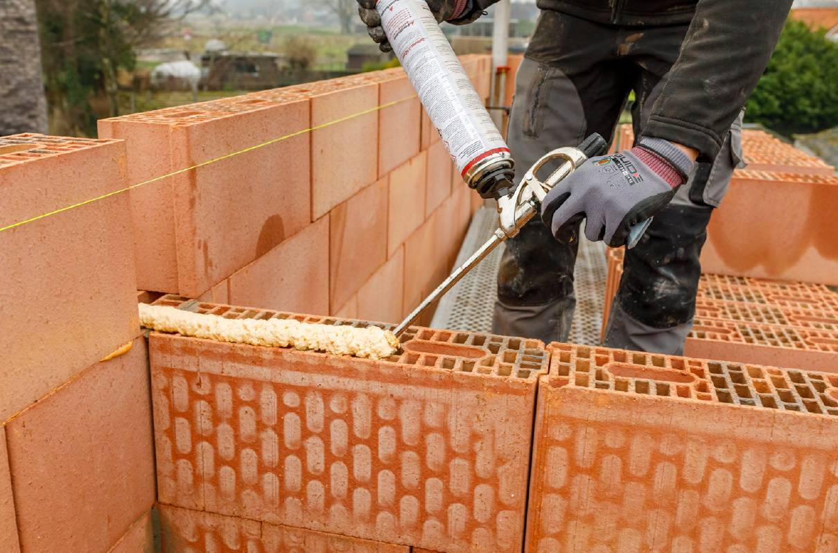 Какая стоимость кладки шлакоблоков за кубический метр