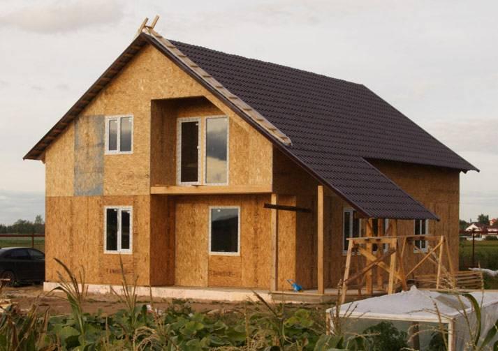 Из чего дешевле строить дом? выбор самых дешевых материалов и обзор их свойств