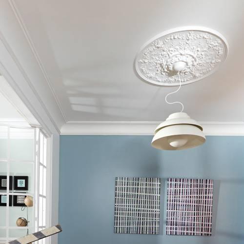 Декор потолка своими руками (38 фото): обоями, тканью, и другие приемы оформления, примеры фото и видео сюжет