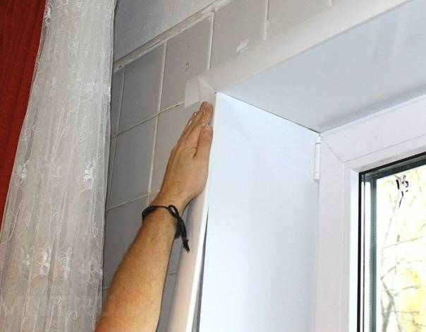 Монтаж подоконника и откосов пвх: установка на пластиковые окна своими руками