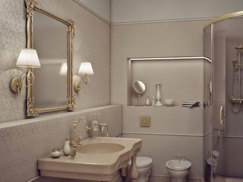 Обои для ванной, кухни, туалета   руки не крюки