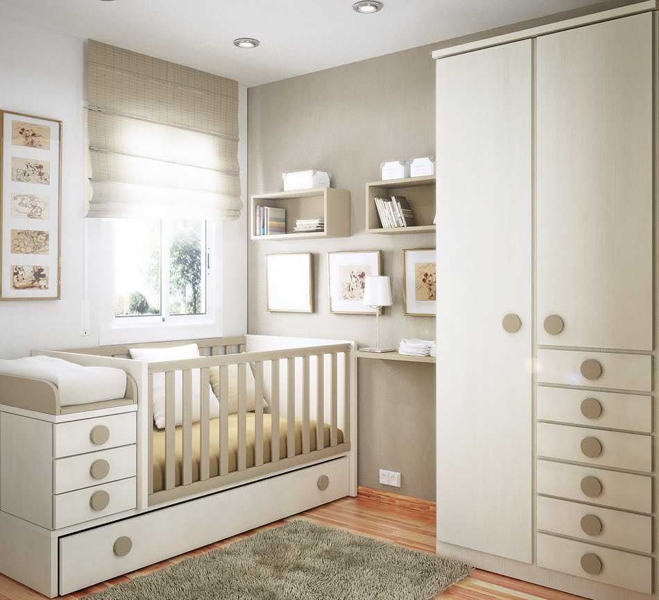 Комната для новорожденного - как ее правильно обустроить?