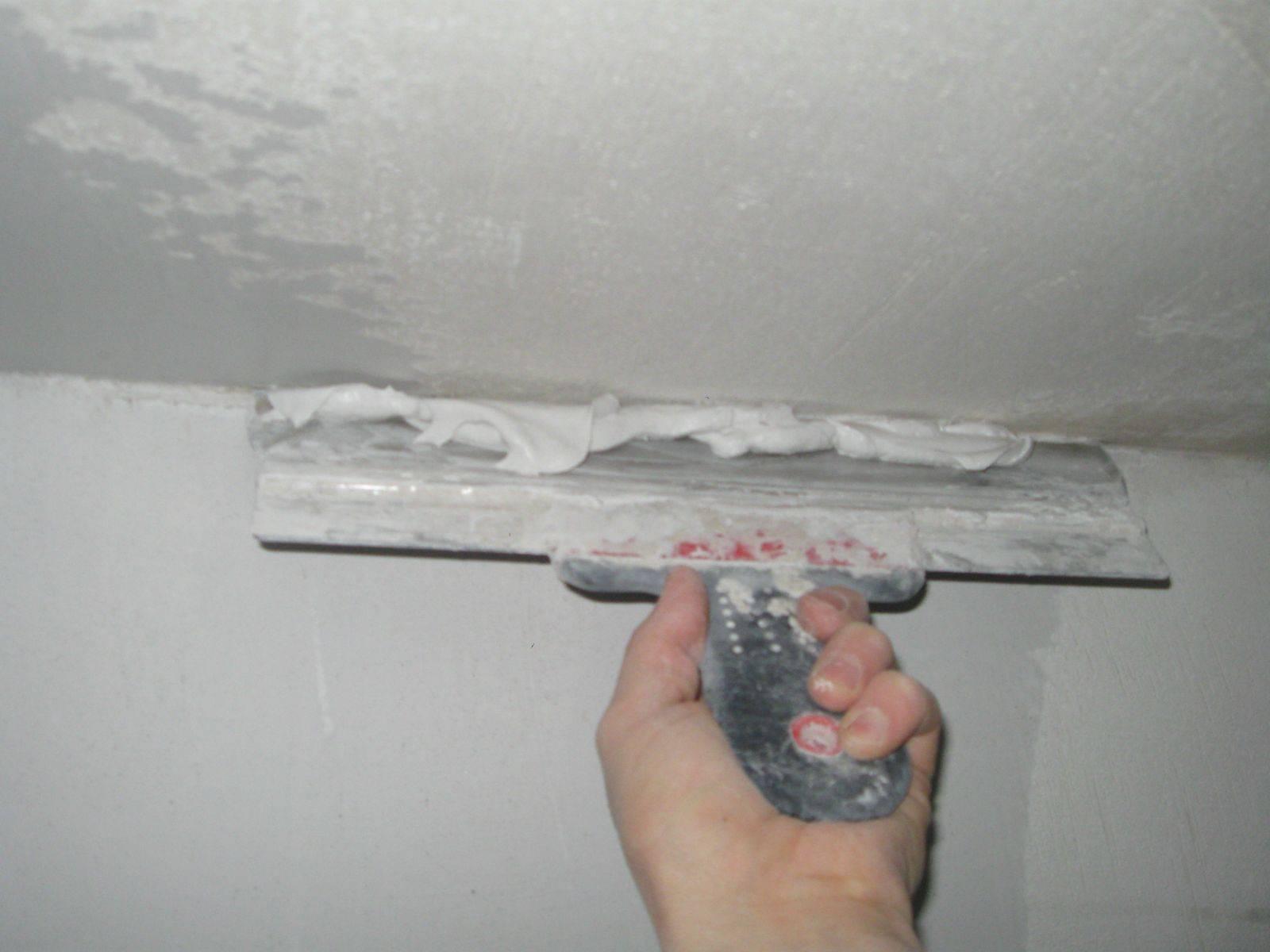 Как выравнивать потолок правильно: пошаговая фото- и видео- инструкция от профессионалов