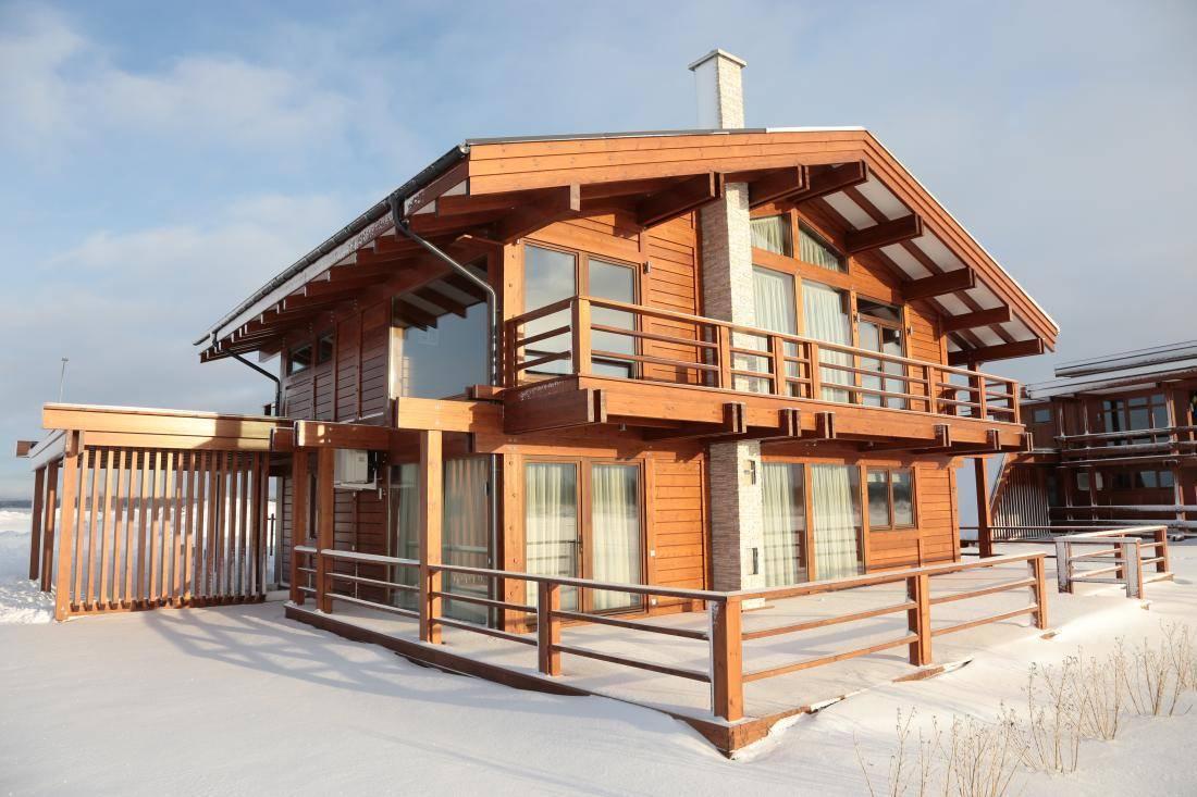 Каркасные дома в стиле шале под ключ в ярославле проекты и цены