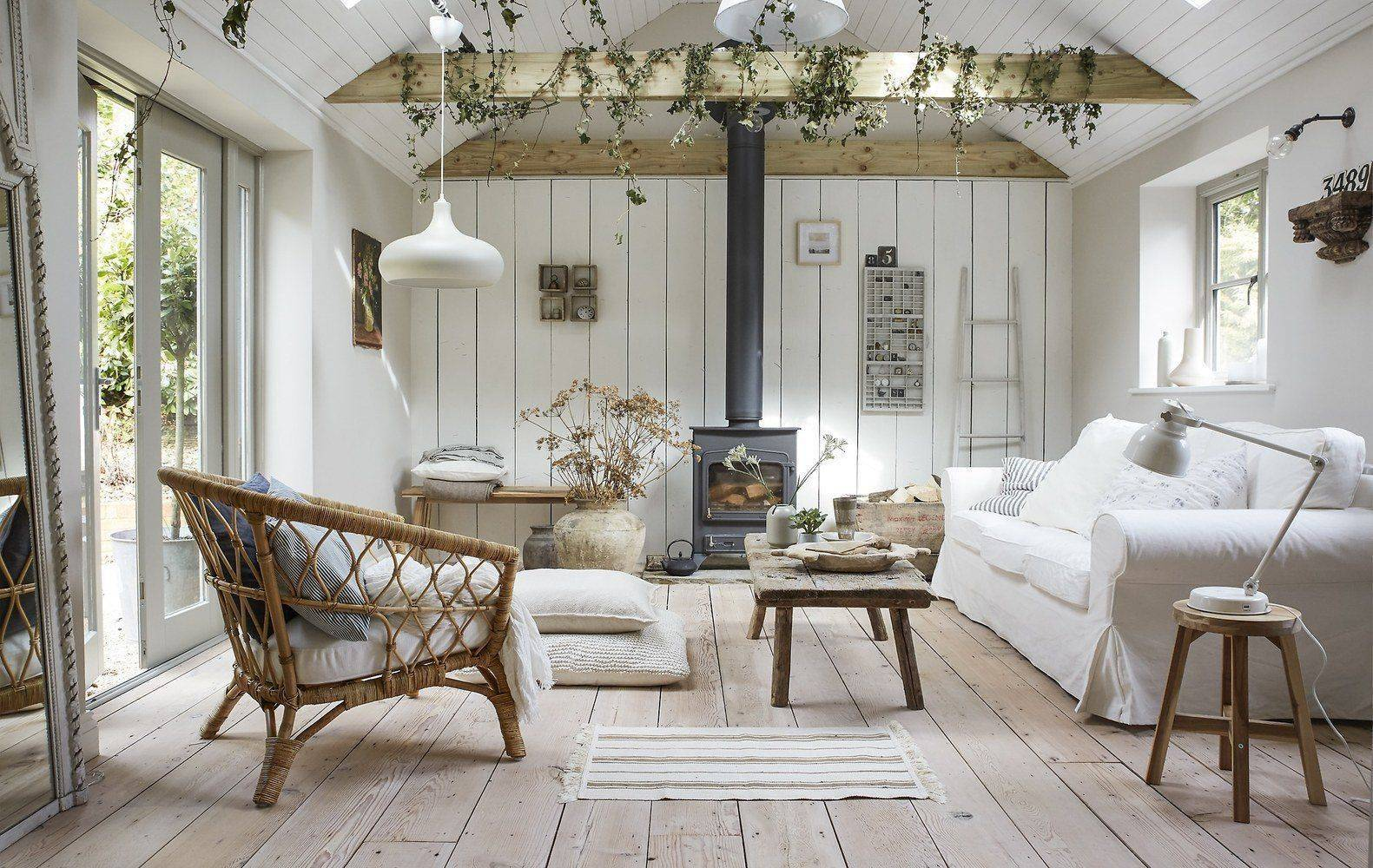 Стиль прованс в интерьере загородного дома: фото идеи лучших дизайнов