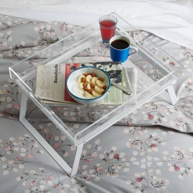 100 лучших идей: столик поднос для завтрака в постель на фото