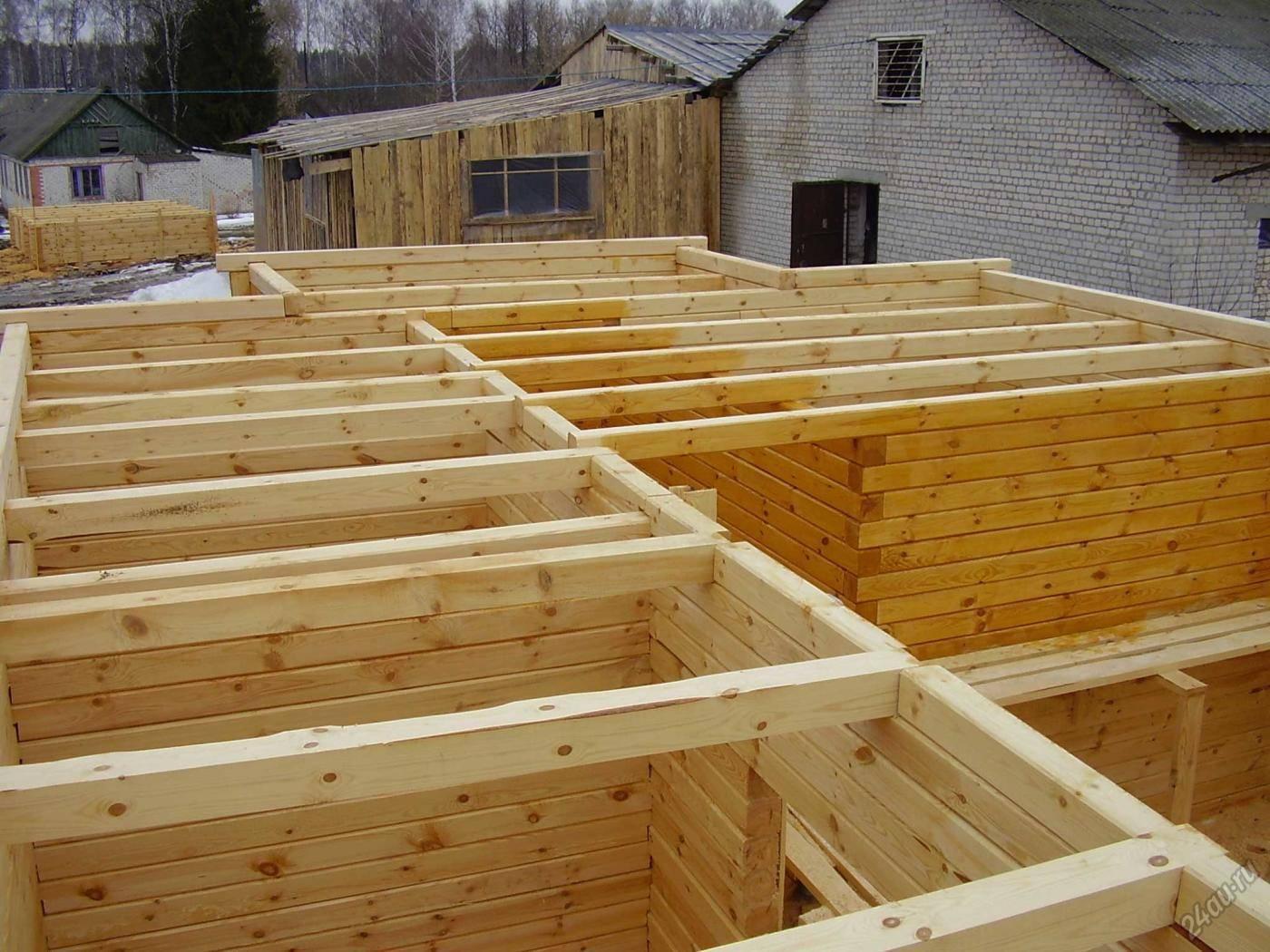 Строительство дома - как построить дом пошаговое руководство
