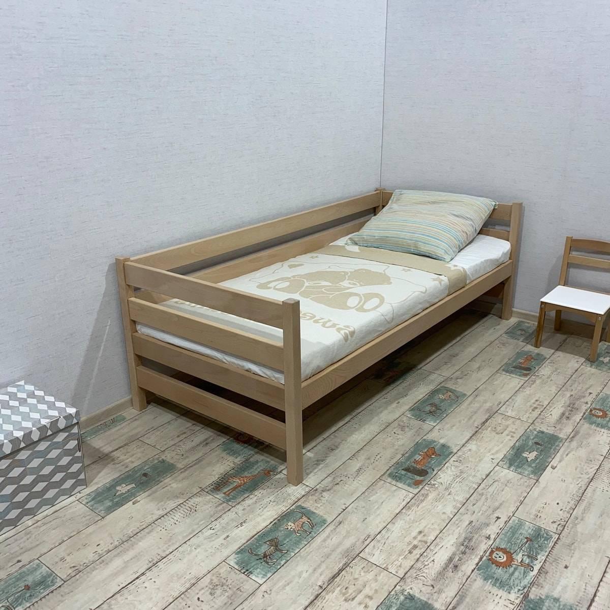 Детская кровать своими руками простой «базовой» конструкции