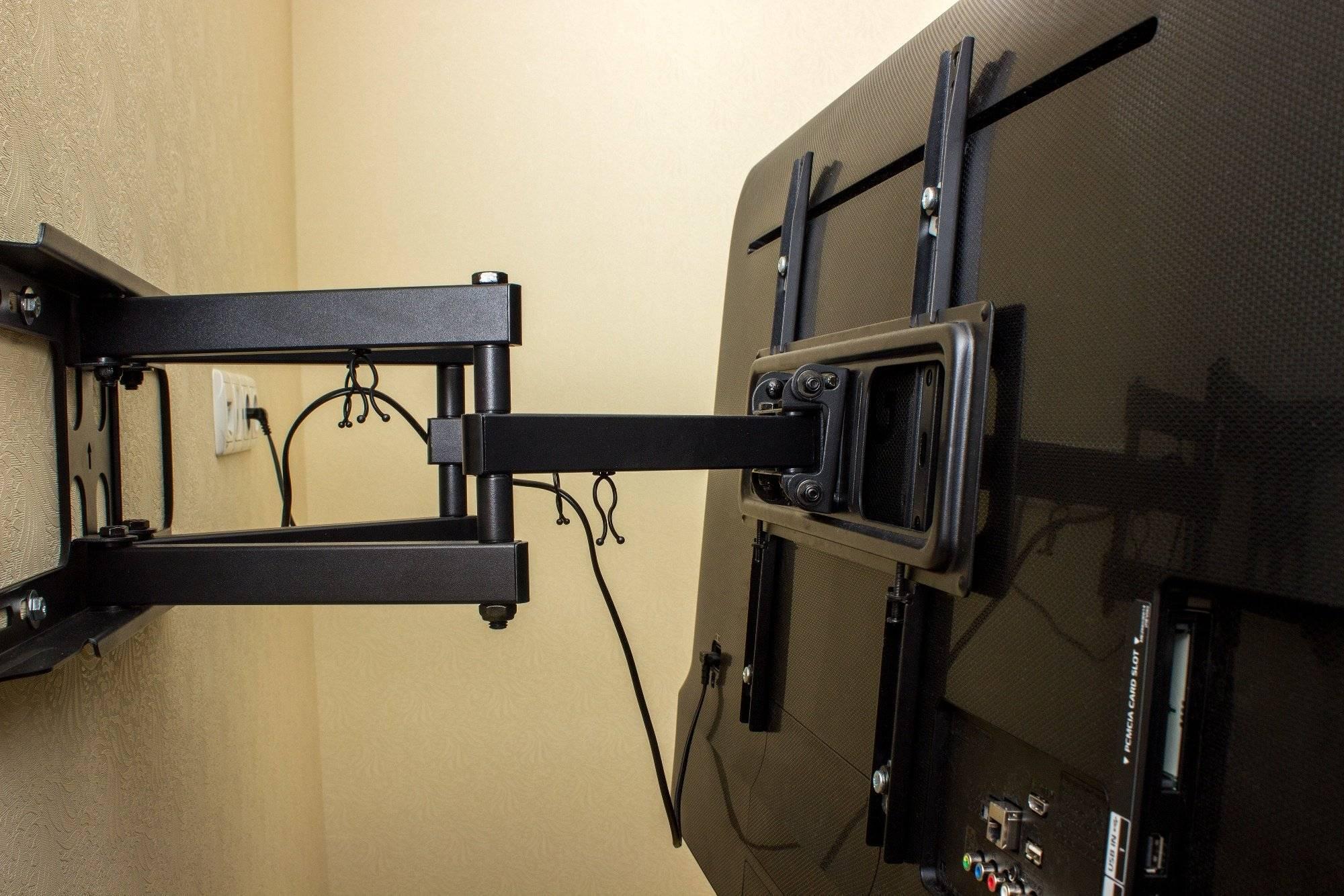 Как повесить телевизор на стену – пошаговая инструкция по подвешиванию + 5 лучших советов от профессионалов