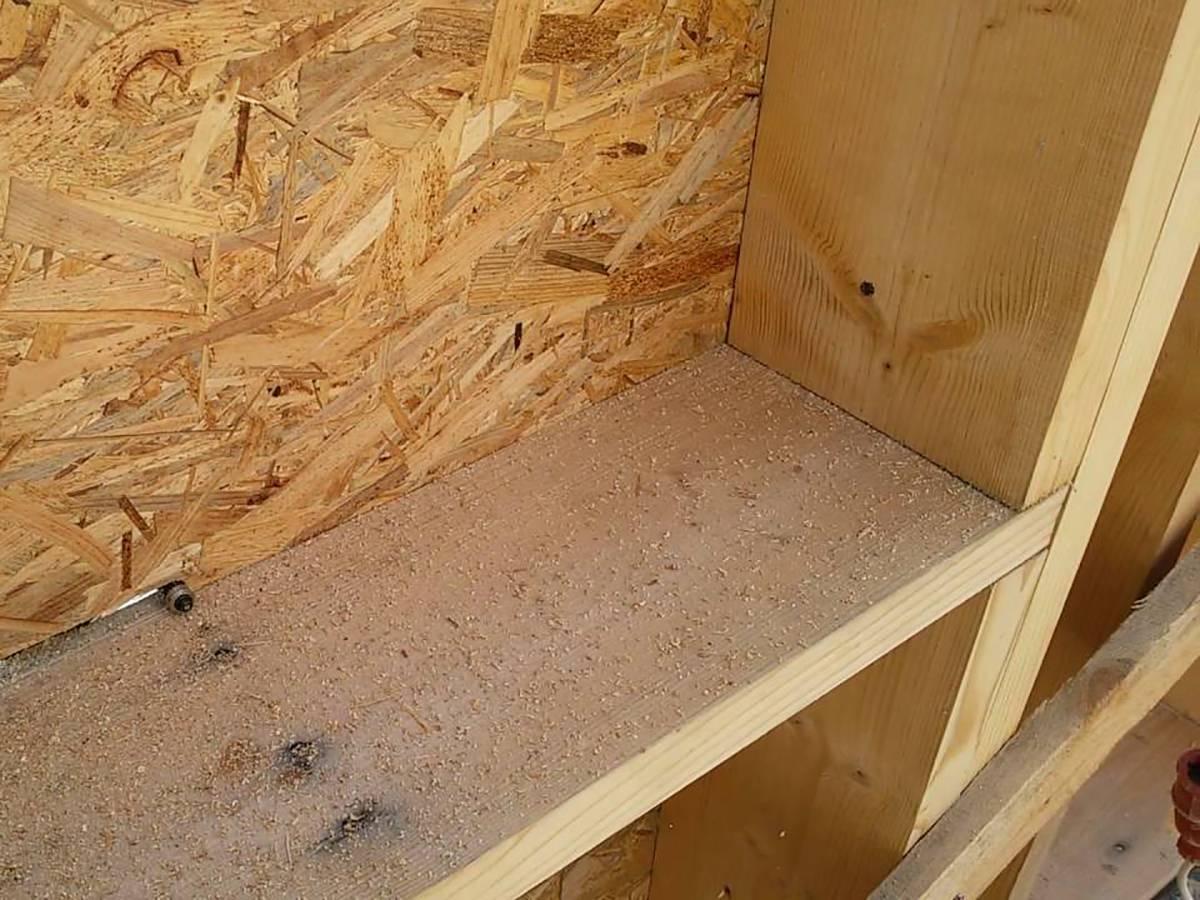 Каркасный дом из осб: технология строительства