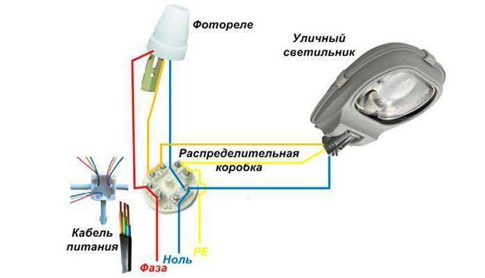 Фотореле для уличного освещения: виды, правила установки, схемы - led свет