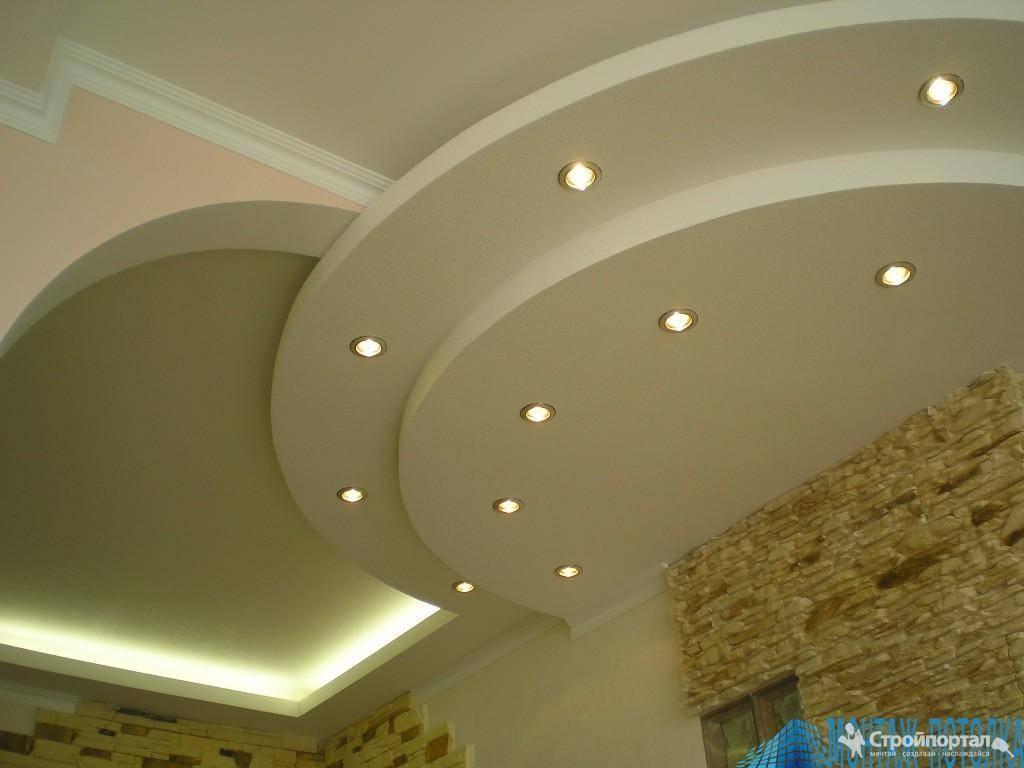 Потолок из гкл: плюсы и минусы