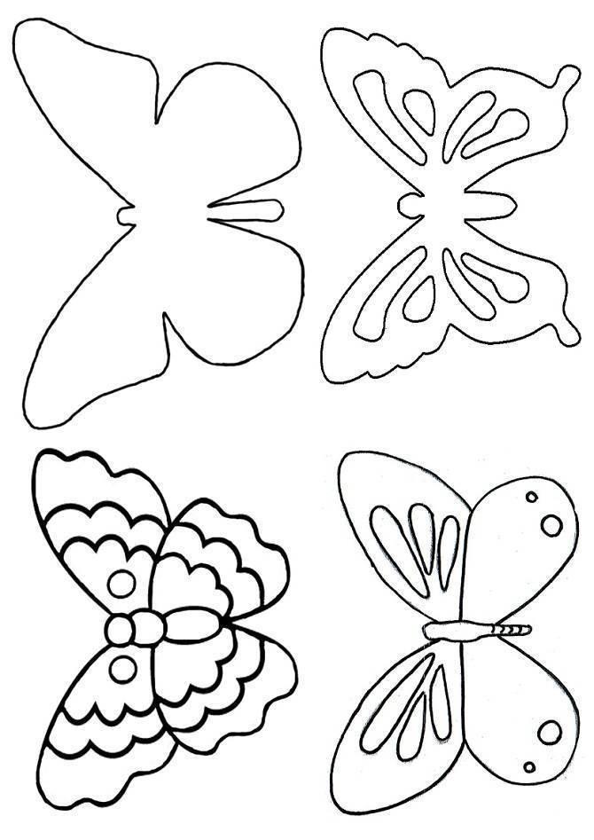 Как легко сделать бабочку оригами из бумаги пошаговая инструкция. мастер-класс по оригами «бабочка»