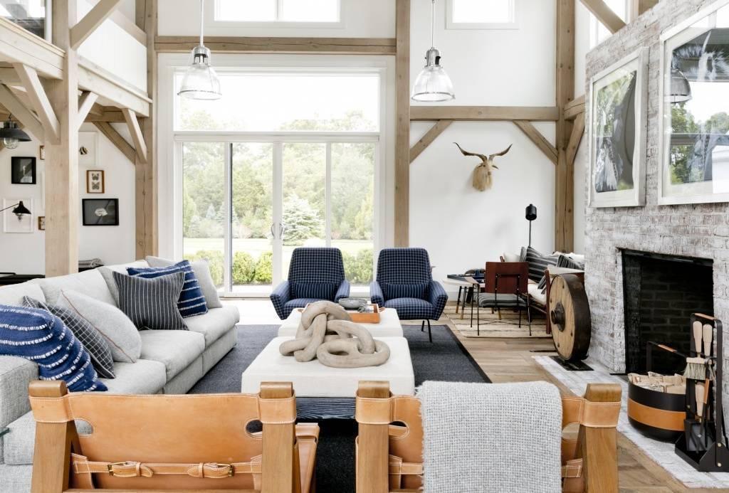 Стиль прованс в интерьере загородного дома: 50 фото идей дизайна