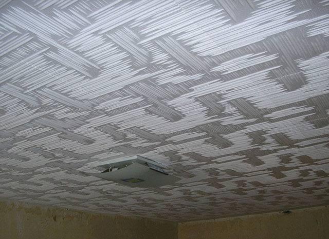 Бесшовная потолочная плитка: инструкция, как сделать своими руками, фото и видео