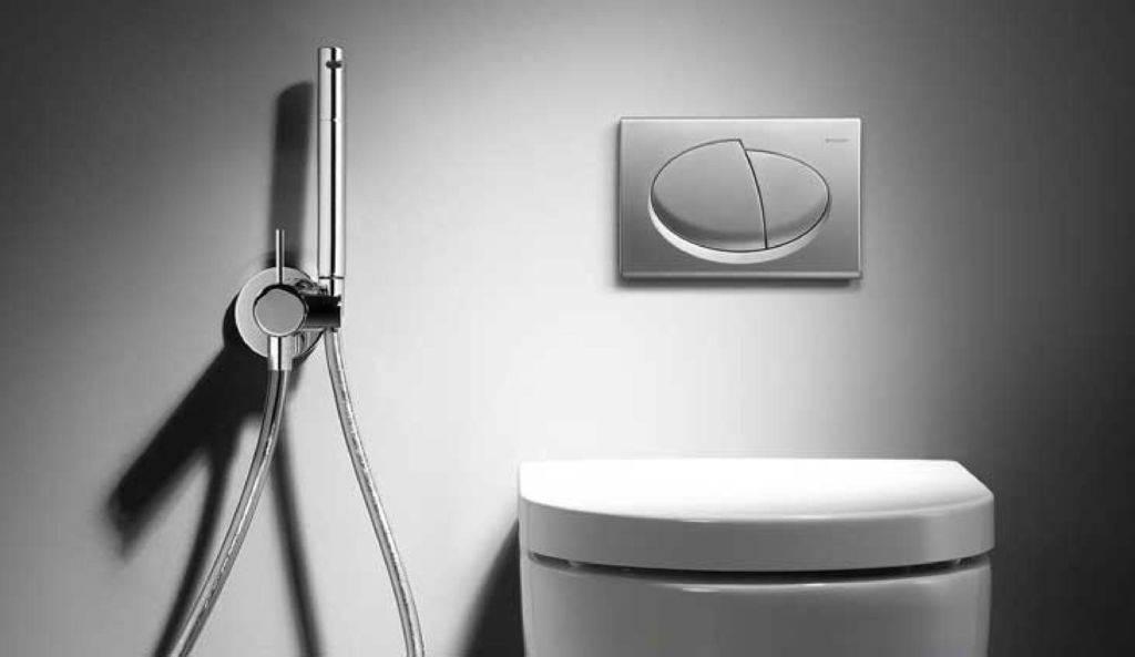 Гигиенический душ в туалете: инструкция с возможными способами установки и спецификой монтажа