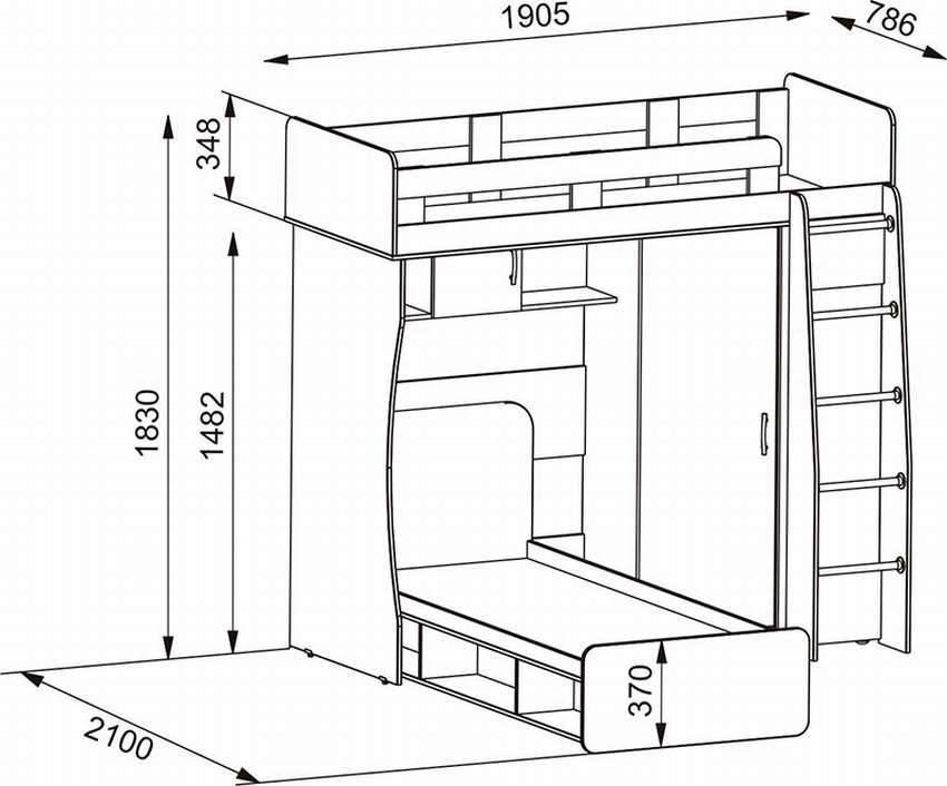 Как сделать кровать под потолком своими руками:  инструкция с фото и видео от лучших специалистов
