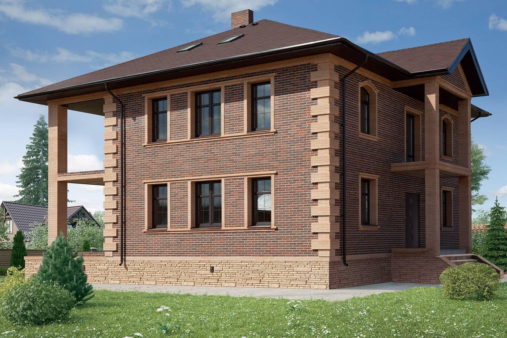 Кирпичный фасад, варианты отделки, дизайн, ремонт зданий своими руками, утепление дома отделочными материалами: инструкция, фото и видео-уроки, цена