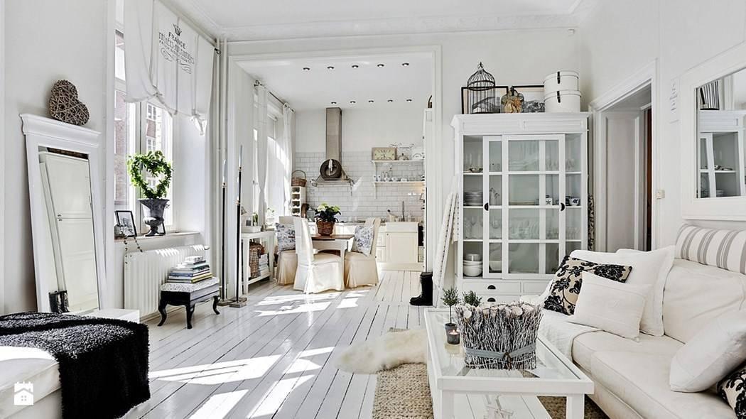 Дизайн интерьера в деревенском стиле -  фото примеры, рекомендации