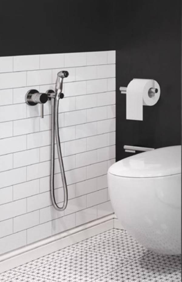 Правила использования гигиенического душа в туалете: как сохранить сантехнику дольше