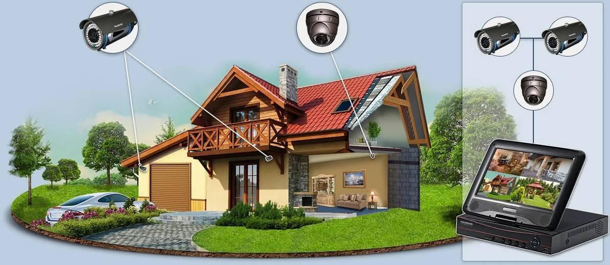 Охранная сигнализация для дачи и дома: как выбрать и поставить?
